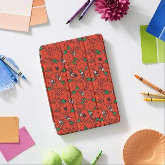 Cubierta Para iPad Air Pesos de elevación de Sr. Strong el   rojos y
