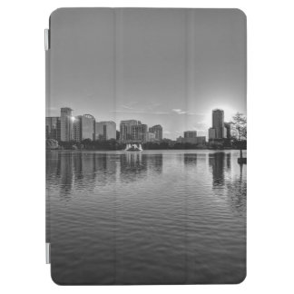 Cubierta Para iPad Air Puesta del sol de la ciudad