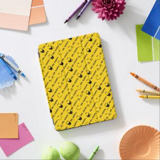 Cubierta Para iPad Air Sr. Happy el   todo sonríe modelo