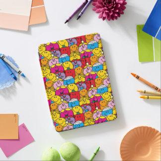 Cubierta Para iPad Air Sr. Men y pequeña Srta. el   en un modelo de la