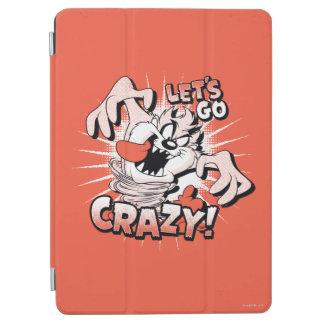 "Cubierta Para iPad Air TAZ™ ""nos dejó ir locos!"" Tono medio"