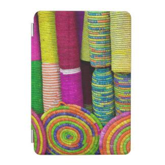 Cubierta Para iPad Mini Cestas coloridas en el mercado