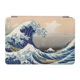 Cubierta Para iPad Mini KATSUSHIKA HOKUSAI - La gran onda de Kanagawa