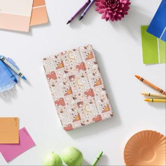 Cubierta Para iPad Mini Modelo cómico del pequeño monstruo feliz de Elmo