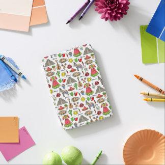 Cubierta Para iPad Mini Modelo de los símbolos de México el |