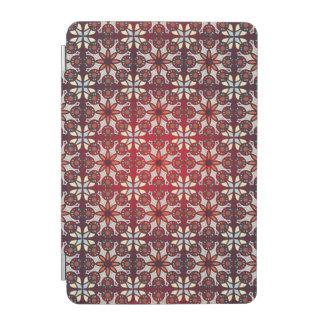 Cubierta Para iPad Mini Modelo inconsútil retro geométrico abstracto