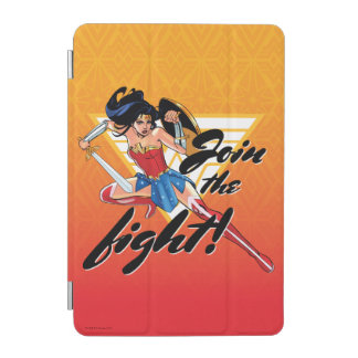Cubierta Para iPad Mini Mujer Maravilla con la espada - únase a la lucha
