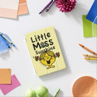 Cubierta Para iPad Mini Pequeña pequeña Srta. Sunshine Laughs de la Srta.
