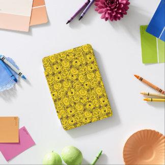 Cubierta Para iPad Mini Pequeño modelo de las sonrisas del amarillo de la