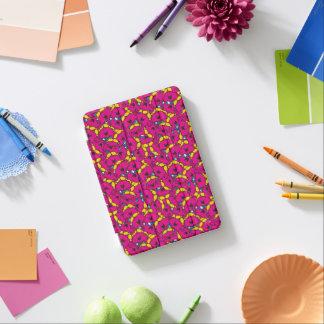 Cubierta Para iPad Mini Pequeño modelo rosado brillante de Srta.