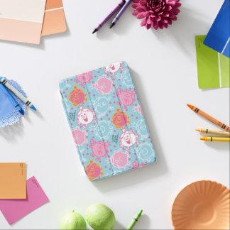 Cubierta Para iPad Mini Pequeño modelos rosados de la Srta. princesa   y