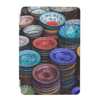 Cubierta Para iPad Mini Placas marroquíes en el mercado