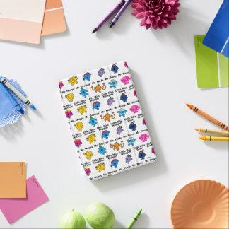Cubierta Para iPad Mini Sr. Men y pequeños nombres del carácter de la