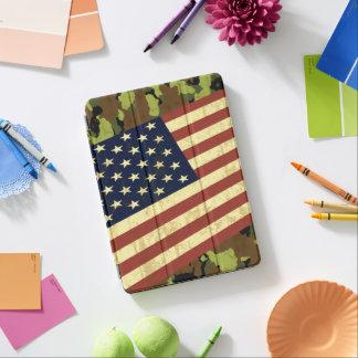 Cubierta Para iPad Pro Bandera americana Camo