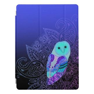"Cubierta Para iPad Pro Búho 12,9 de Swirly """