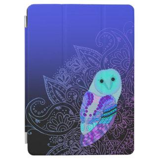 "Cubierta Para iPad Pro Búho de Swirly 9,7"""