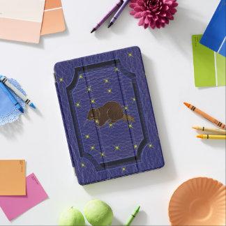 Cubierta Para iPad Pro Castor del zodiaco del nativo americano de la