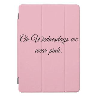 Cubierta Para iPad Pro Cita/línea malas de los chicas
