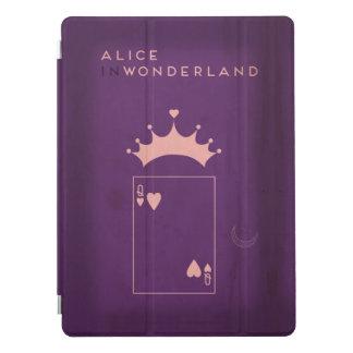Cubierta Para iPad Pro Cuentos de hadas minimalistas el   Alicia en el