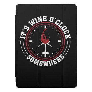 Cubierta Para iPad Pro Del vino del en punto camisa del amante del vino