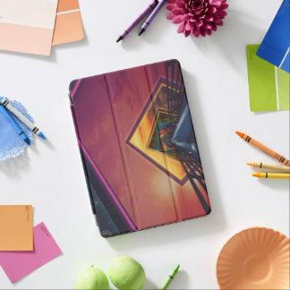 Cubierta Para iPad Pro El puente del arco iris de los colores de mil