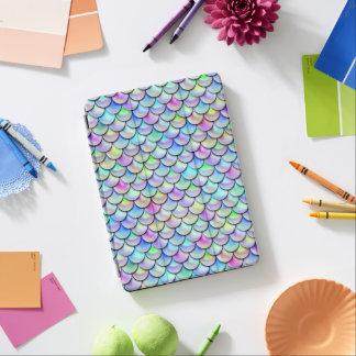 Cubierta Para iPad Pro Escalas de la burbuja del arco iris de Falln