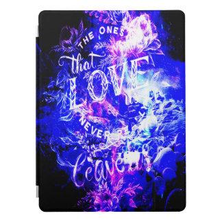 Cubierta Para iPad Pro La noche Amethyst de Yule soña los que nos aman