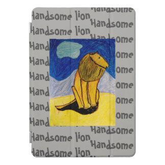 Cubierta Para iPad Pro león hermoso