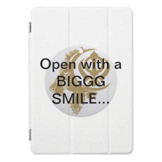Cubierta Para iPad Pro León sikh del caso de IPad…… abierto con una
