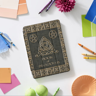 Cubierta Para iPad Pro Libro de las sombras oscuras