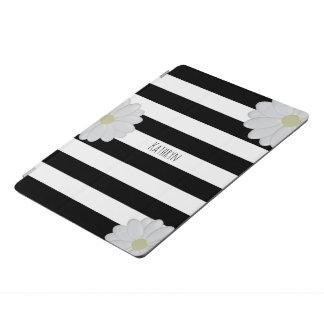 Cubierta Para iPad Pro Margarita personalizada rayada