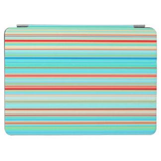 Cubierta Para iPad Pro Modelo rayado multicolor
