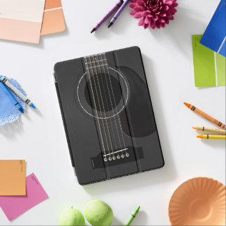 Cubierta Para iPad Pro Negro del cojín de la guitarra