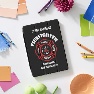 Cubierta Para iPad Pro Plantilla conocida del bombero