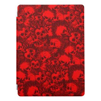 Cubierta Para iPad Pro punk del cráneo