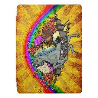 Cubierta Para iPad Pro Unicornio impresionante de la sobrecarga, arco