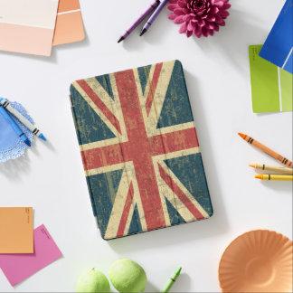 Cubierta Para iPad Pro Vintage de Union Jack apenado