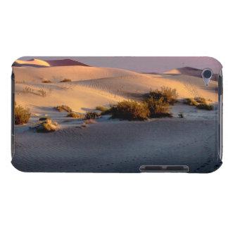 Cubierta Para iPod De Barely There Dunas de arena planas del Mesquite Death Valley