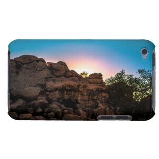 Cubierta Para iPod De Barely There Parque nacional de la yuca de la salida del sol