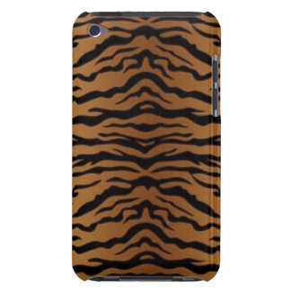 Cubierta Para iPod De Barely There Tigre negro de Brown