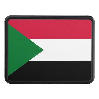 Cubierta Para Remolque Bandera nacional del mundo de Sudán