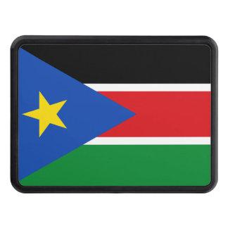 Cubierta Para Remolque Bandera nacional del sur del mundo de Sudán