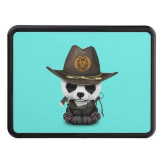 Cubierta Para Remolque Cazador del zombi del oso de panda del bebé