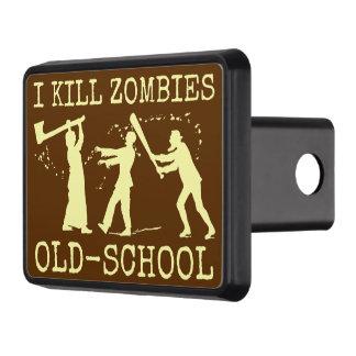 Cubierta Para Remolque Cazador retro divertido del asesino del zombi de