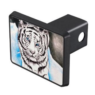 Cubierta Para Remolque Cerda blanca del tigre siberiano