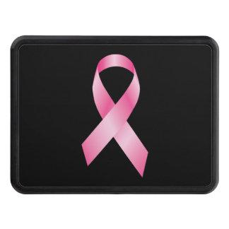 Cubierta Para Remolque Cinta rosada - conciencia del cáncer de pecho