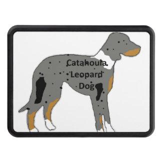 Cubierta Para Remolque color del silo del nombre del perro del leopardo