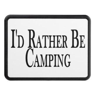Cubierta Para Remolque Esté acampando bastante
