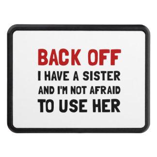 Cubierta Para Remolque Retrocédame tienen una hermana
