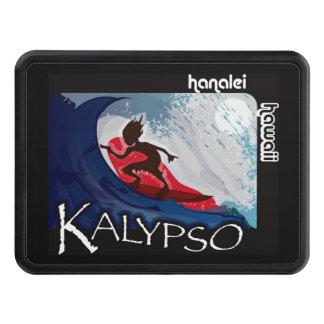 Cubierta Para Remolque Tipo que practica surf de Kalypso en una onda